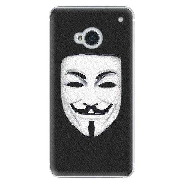 iSaprio Plastové pouzdro iSaprio - Vendeta - HTC One M7