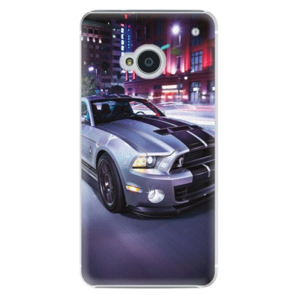 iSaprio Plastové pouzdro iSaprio - Mustang - HTC One M7