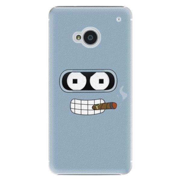 iSaprio Plastové pouzdro iSaprio - Bender - HTC One M7