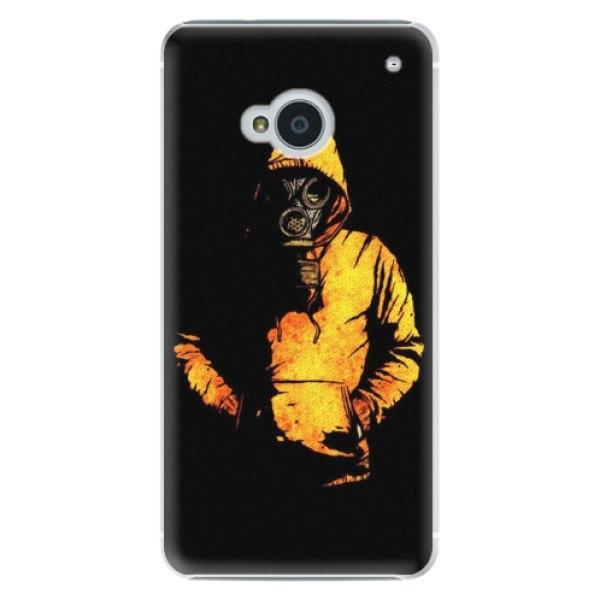 iSaprio Plastové pouzdro iSaprio - Chemical - HTC One M7