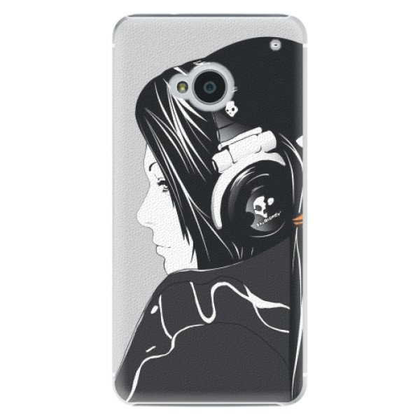 iSaprio Plastové pouzdro iSaprio - Headphones - HTC One M7