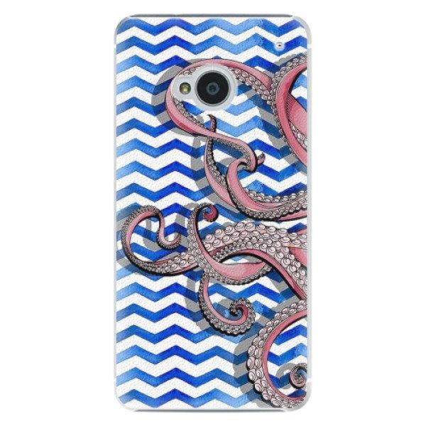 iSaprio Plastové pouzdro iSaprio - Octopus - HTC One M7