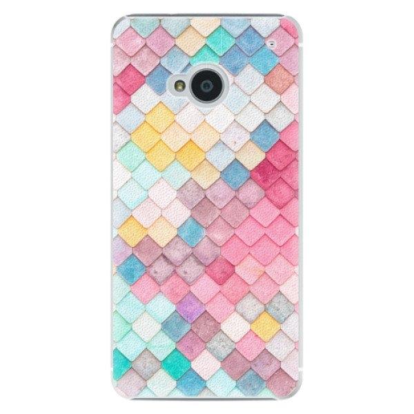 iSaprio Plastové pouzdro iSaprio - Roof - HTC One M7
