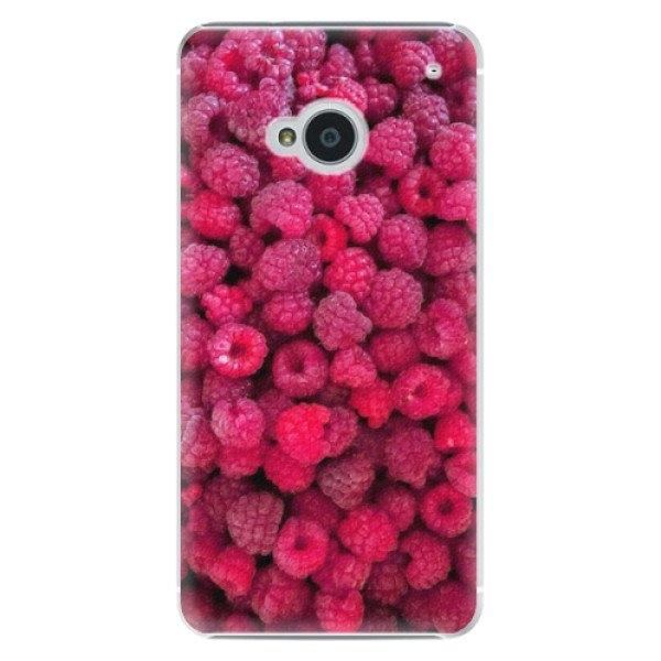 iSaprio Plastové pouzdro iSaprio - Raspberry - HTC One M7