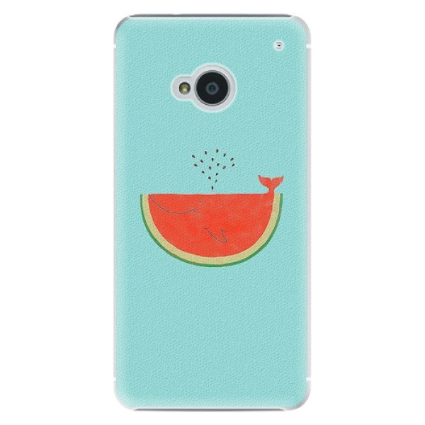 iSaprio Plastové pouzdro iSaprio - Melon - HTC One M7