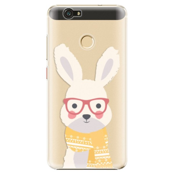 iSaprio Plastové pouzdro iSaprio - Smart Rabbit - Huawei Nova