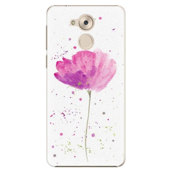 iSaprio Plastové pouzdro iSaprio - Poppies - Huawei Nova Smart