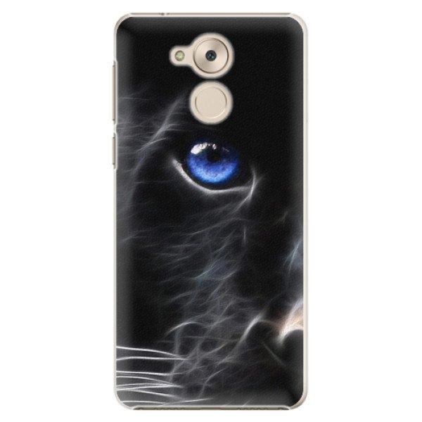 iSaprio Plastové pouzdro iSaprio - Black Puma - Huawei Nova Smart