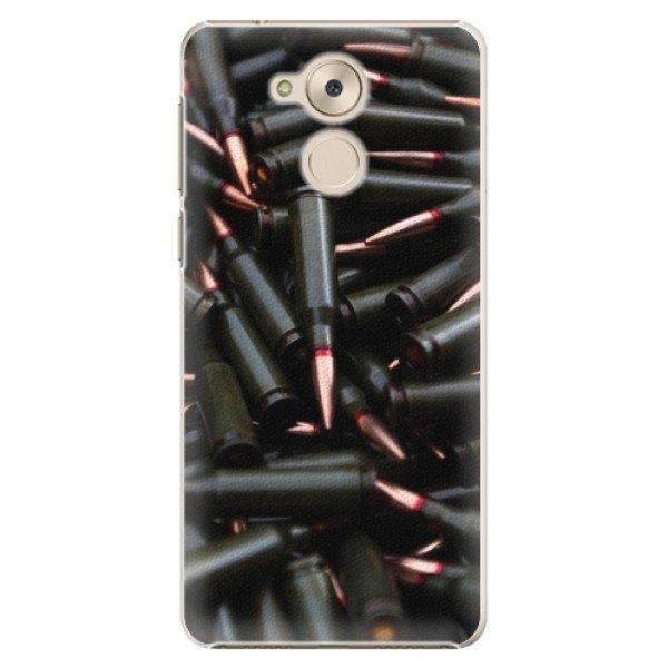 iSaprio Plastové pouzdro iSaprio - Black Bullet - Huawei Nova Smart