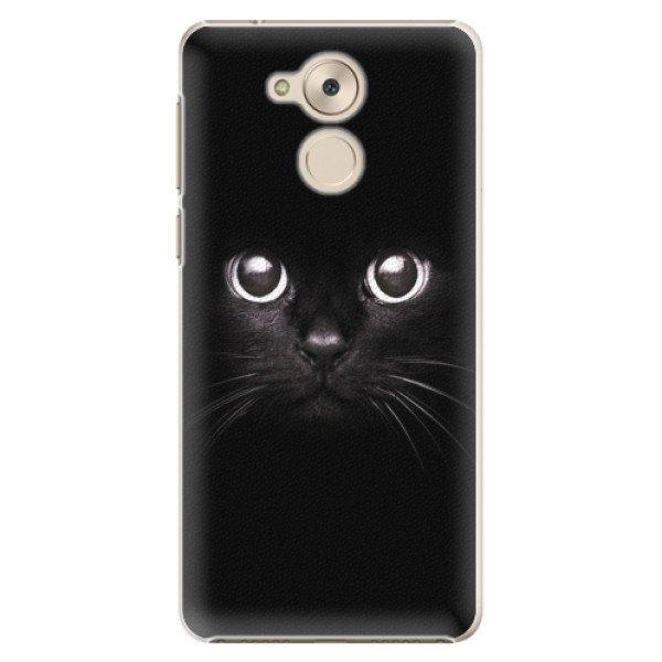 iSaprio Plastové pouzdro iSaprio - Black Cat - Huawei Nova Smart