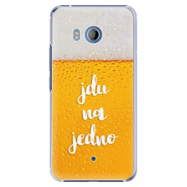 iSaprio Plastové pouzdro iSaprio - Jdu na jedno - HTC U11