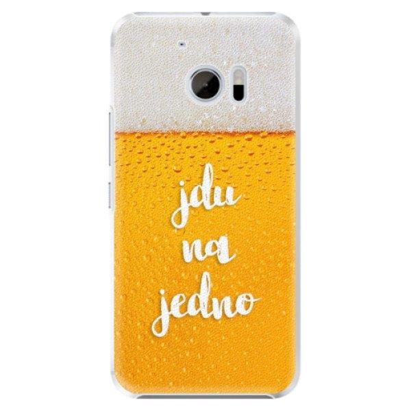 iSaprio Plastové pouzdro iSaprio - Jdu na jedno - HTC 10
