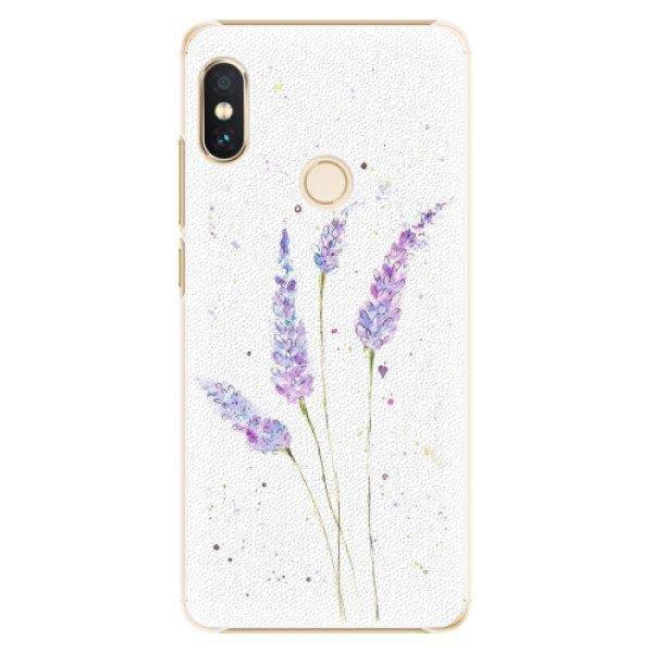 iSaprio Plastové pouzdro iSaprio - Lavender - Xiaomi Redmi Note 5