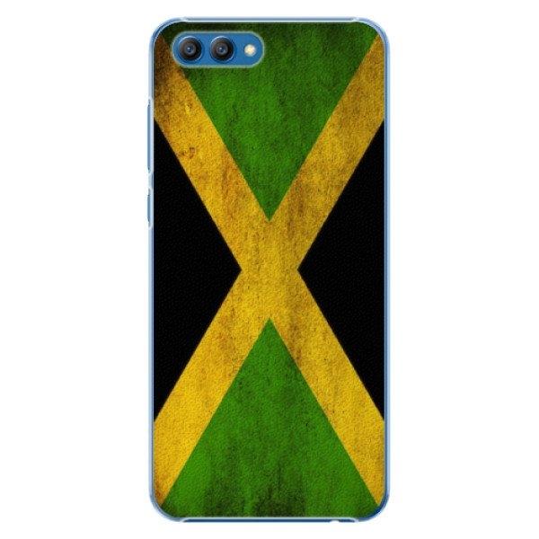 iSaprio Plastové pouzdro iSaprio - Flag of Jamaica - Huawei Honor View 10
