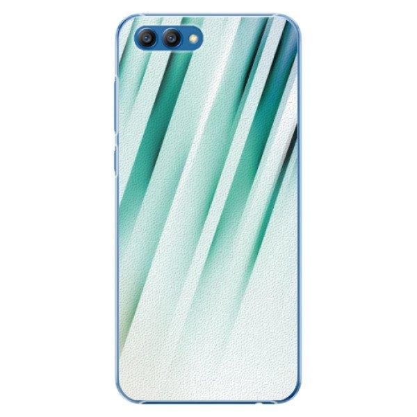 iSaprio Plastové pouzdro iSaprio - Stripes of Glass - Huawei Honor View 10