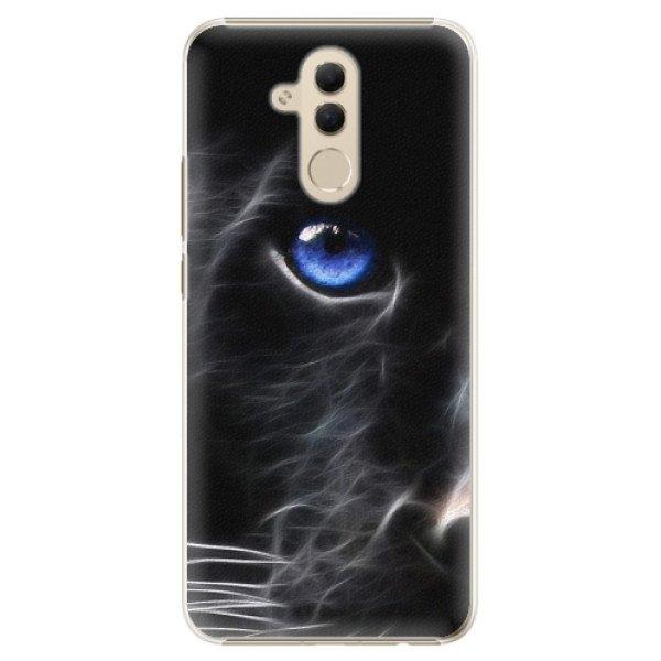 iSaprio Plastové pouzdro iSaprio - Black Puma - Huawei Mate 20 Lite