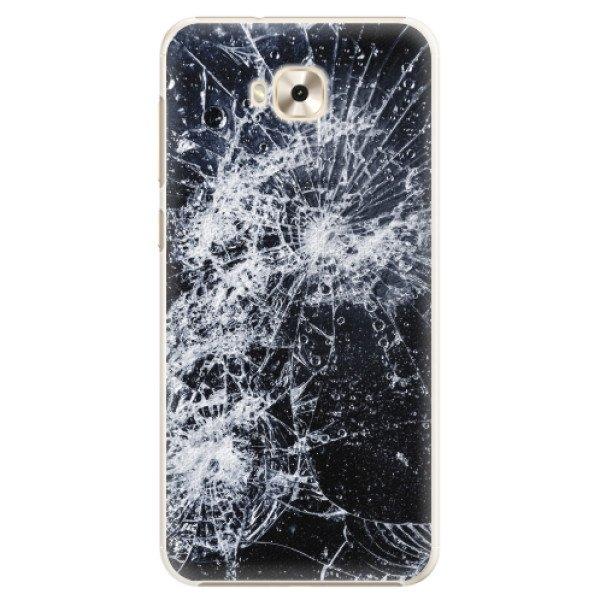 iSaprio Plastové pouzdro iSaprio - Cracked - Asus ZenFone 4 Selfie ZD553KL