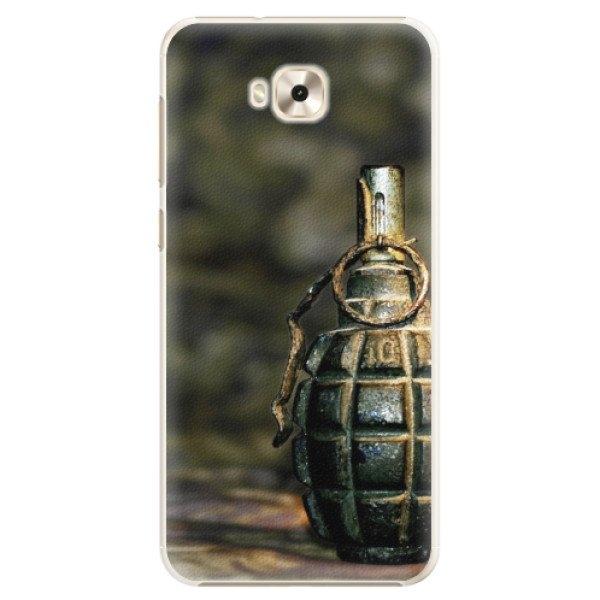 iSaprio Plastové pouzdro iSaprio - Grenade - Asus ZenFone 4 Selfie ZD553KL