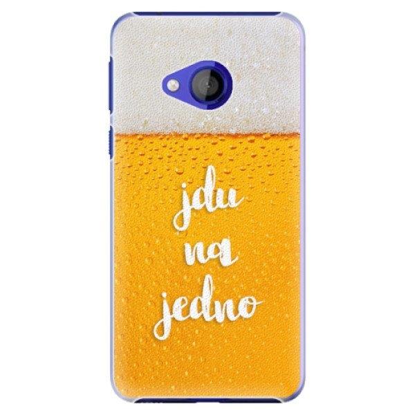 iSaprio Plastové pouzdro iSaprio - Jdu na jedno - HTC U Play