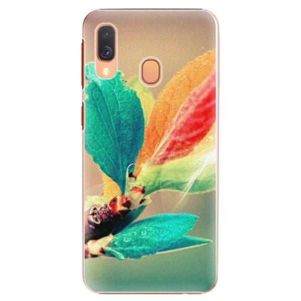 iSaprio Plastové pouzdro iSaprio - Autumn 02 - Samsung Galaxy A40