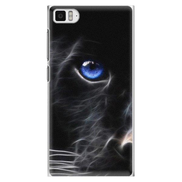 iSaprio Plastové pouzdro iSaprio - Black Puma - Xiaomi Mi3
