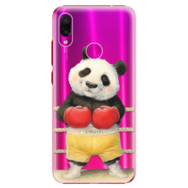 iSaprio Plastové pouzdro iSaprio - Champ - Xiaomi Redmi Note 7