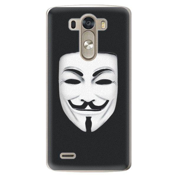 iSaprio Plastové pouzdro iSaprio - Vendeta - LG G3 (D855)