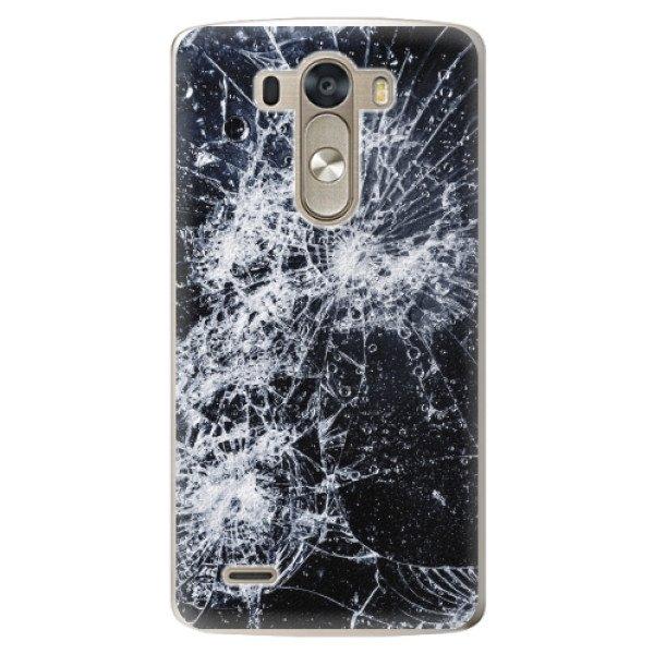 iSaprio Plastové pouzdro iSaprio - Cracked - LG G3 (D855)