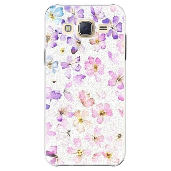 iSaprio Plastové pouzdro iSaprio - Wildflowers - Samsung Galaxy Core Prime