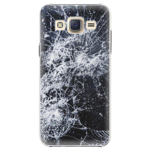 iSaprio Plastové pouzdro iSaprio - Cracked - Samsung Galaxy Core Prime