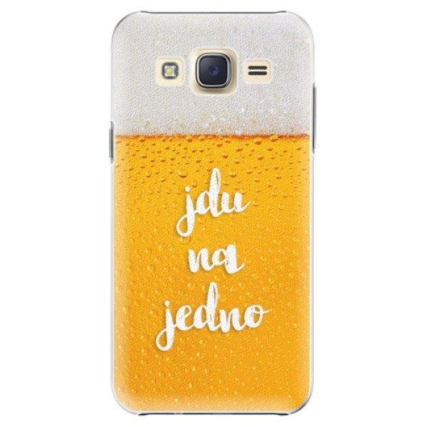 iSaprio Plastové pouzdro iSaprio - Jdu na jedno - Samsung Galaxy Core Prime