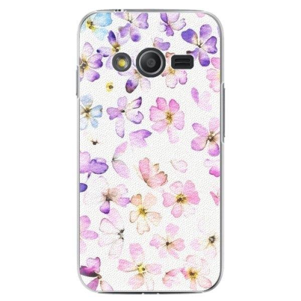 iSaprio Plastové pouzdro iSaprio - Wildflowers - Samsung Galaxy Trend 2 Lite