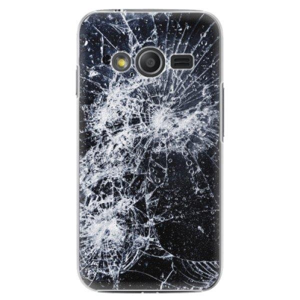 iSaprio Plastové pouzdro iSaprio - Cracked - Samsung Galaxy Trend 2 Lite