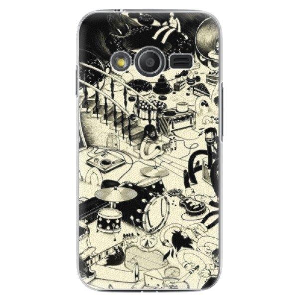 iSaprio Plastové pouzdro iSaprio - Underground - Samsung Galaxy Trend 2 Lite