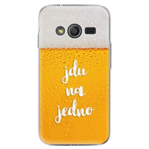 iSaprio Plastové pouzdro iSaprio - Jdu na jedno - Samsung Galaxy Trend 2 Lite