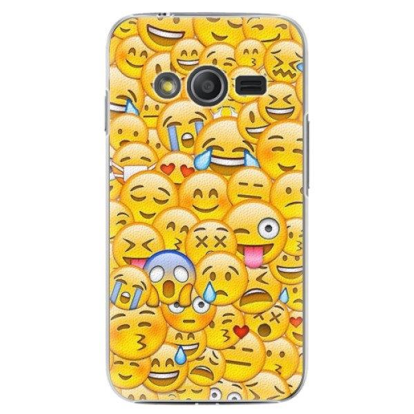 iSaprio Plastové pouzdro iSaprio - Emoji - Samsung Galaxy Trend 2 Lite