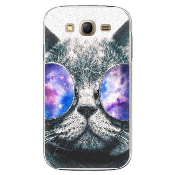 iSaprio Plastové pouzdro iSaprio - Galaxy Cat - Samsung Galaxy Grand Neo Plus