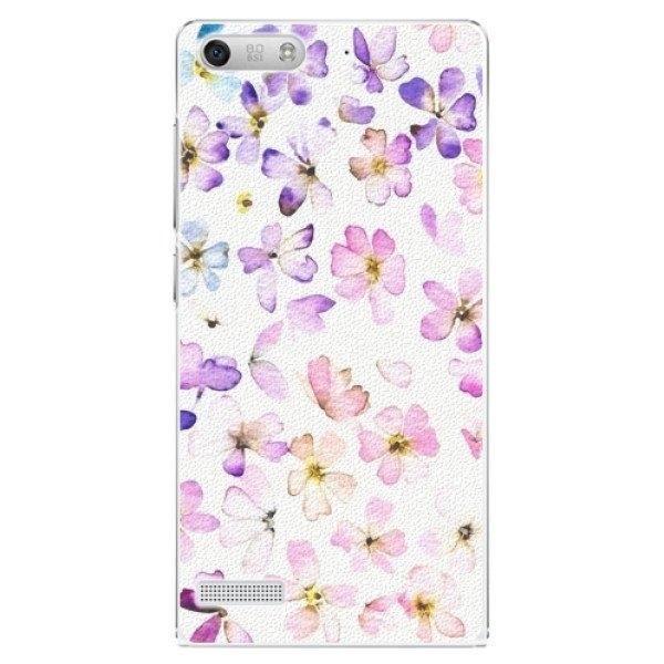 iSaprio Plastové pouzdro iSaprio - Wildflowers - Huawei Ascend G6