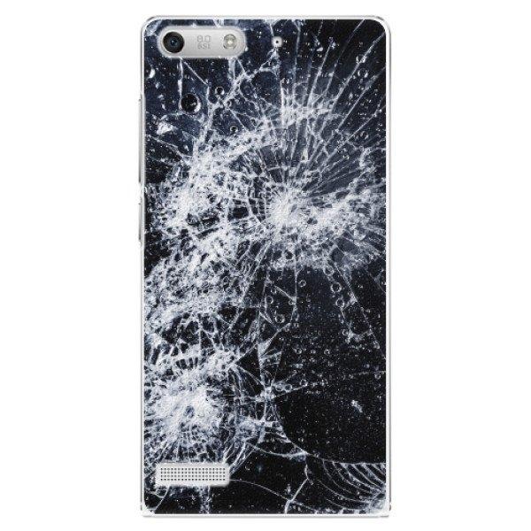 iSaprio Plastové pouzdro iSaprio - Cracked - Huawei Ascend G6