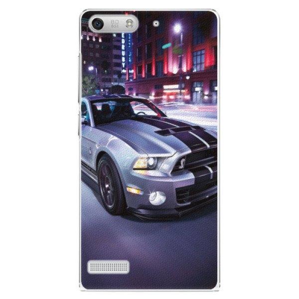 iSaprio Plastové pouzdro iSaprio - Mustang - Huawei Ascend G6