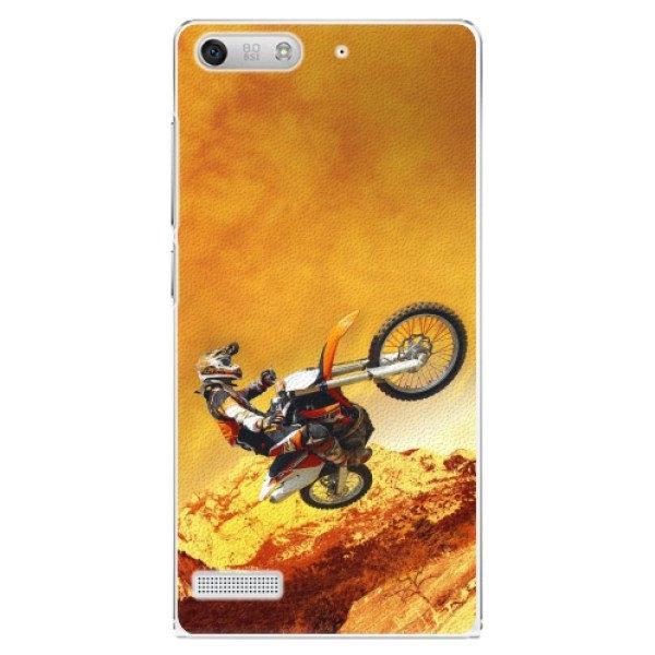 iSaprio Plastové pouzdro iSaprio - Motocross - Huawei Ascend G6