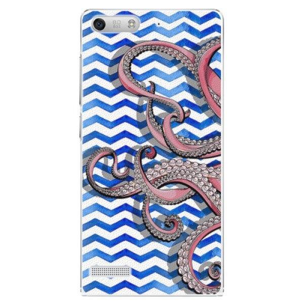 iSaprio Plastové pouzdro iSaprio - Octopus - Huawei Ascend G6