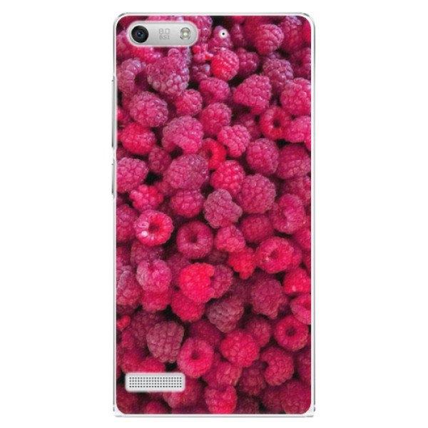 iSaprio Plastové pouzdro iSaprio - Raspberry - Huawei Ascend G6