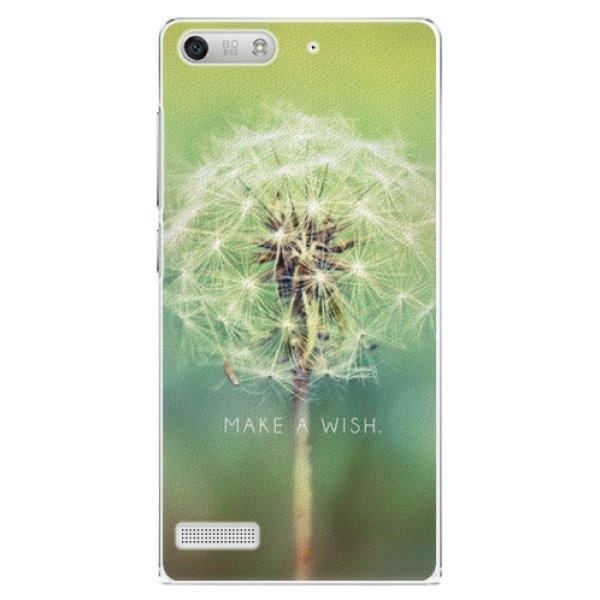 iSaprio Plastové pouzdro iSaprio - Wish - Huawei Ascend G6