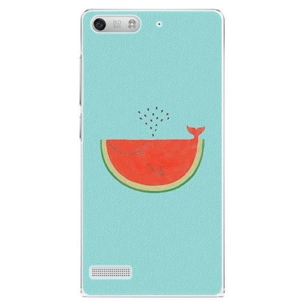 iSaprio Plastové pouzdro iSaprio - Melon - Huawei Ascend G6
