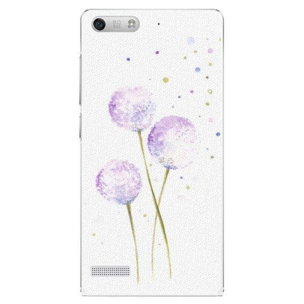 iSaprio Plastové pouzdro iSaprio - Dandelion - Huawei Ascend G6