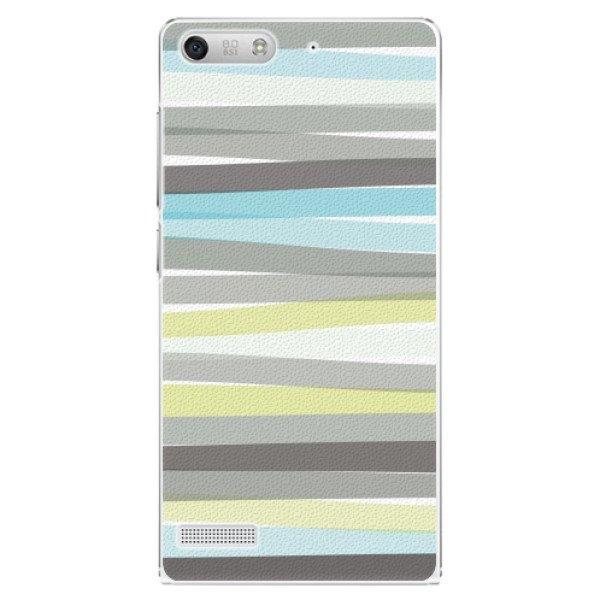 iSaprio Plastové pouzdro iSaprio - Stripes - Huawei Ascend G6
