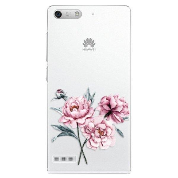 iSaprio Plastové pouzdro iSaprio - Poeny - Huawei Ascend G6