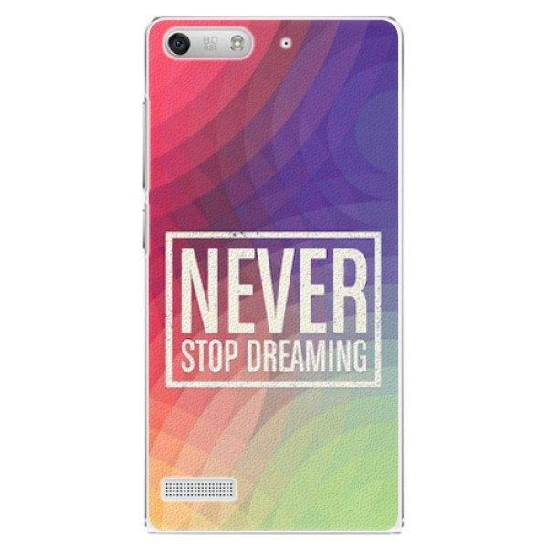 iSaprio Plastové pouzdro iSaprio - Dreaming - Huawei Ascend G6