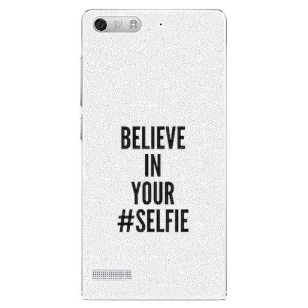 iSaprio Plastové pouzdro iSaprio - Selfie - Huawei Ascend G6